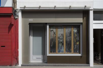 Islington Residential Shopfront