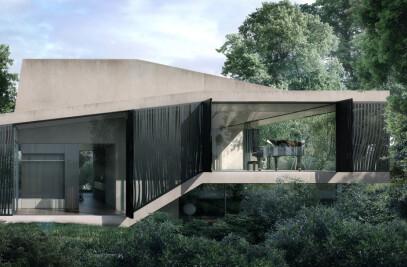 Architectural Rendering Platform