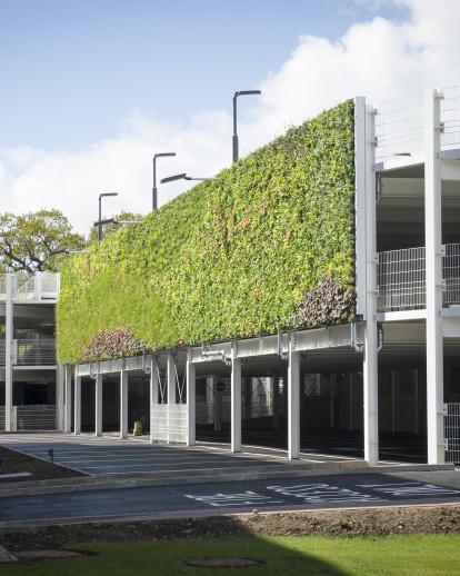 National Grid Car Park