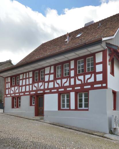 Renovation House Lendenmann