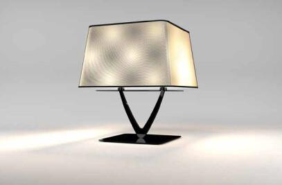 V Lamp