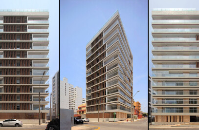 Edificio Multifamiliar Plenamar