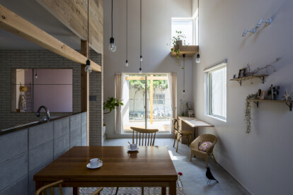Uji House ALTS DESIGN OFFICE