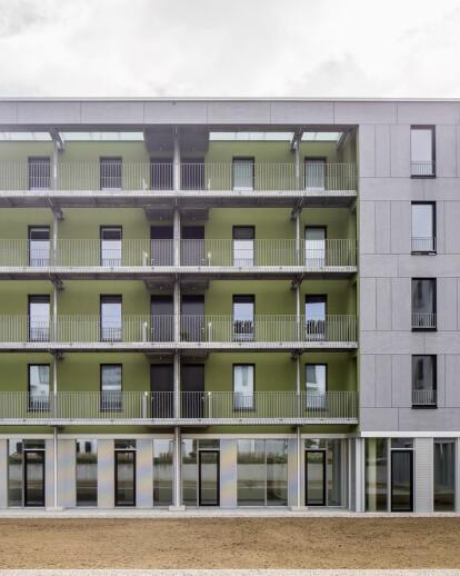 urban passive housing