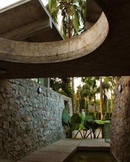 Tea planters' residence