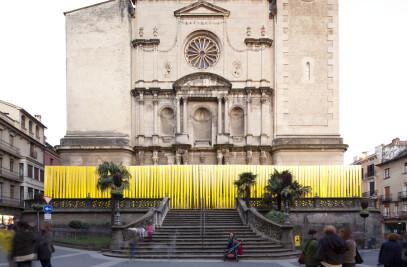 The Shadows of Sant Esteve