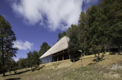 Barbecue House in Panguipulli