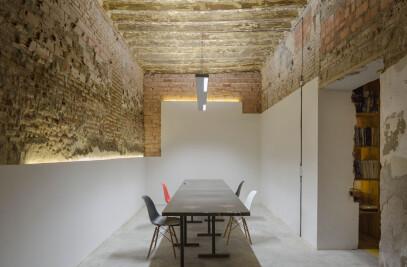 SAN JERÓNIMO 17. REFORMA DE LOCAL PARA OFICINA-TALLER