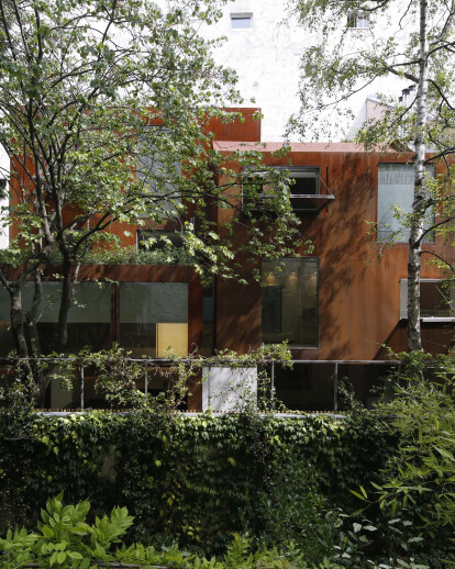 THE CUBIST HOUSE