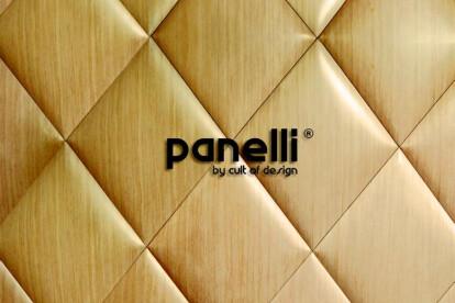 3D wooden panels