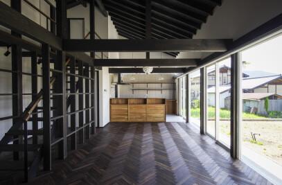 ROKUTENGOKEN-DO(House Matsumoto Okada)