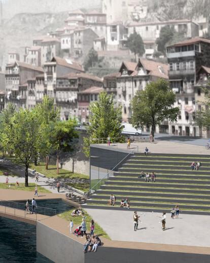 Porto Pool Promenade - Proposal 2