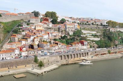 Porto Pool Promenade - Proposal 1
