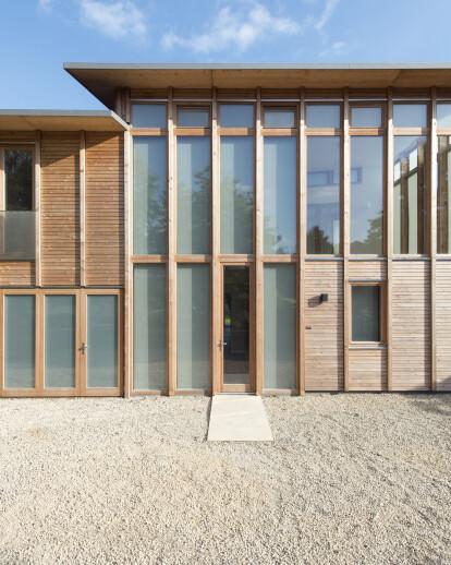 HOUSE FOR ALAIN HUBERT
