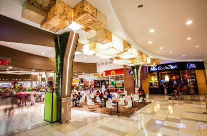 Food Court Mall Aventura Plaza Bellavista