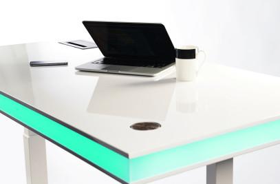 White Glossy TableAir