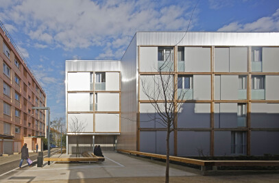 50 MODULAR TIMBER APARTMENTS