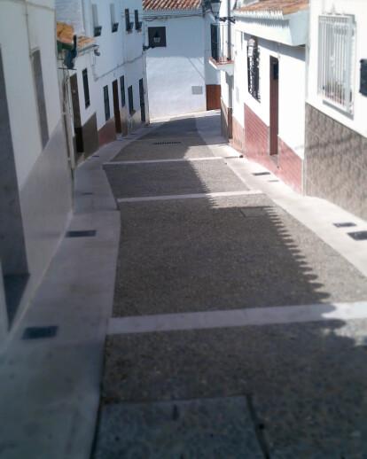 Renovation of Calle Real de la Villa