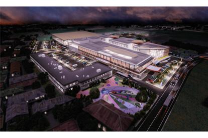 Bataan Grand Terminal & Convention Center