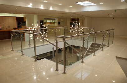 Professional Glass Balustrade