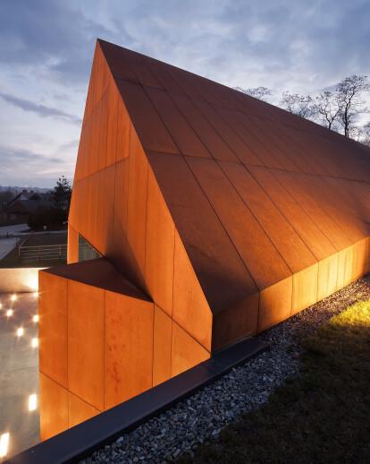 The Ulma Family Museum of Poles Saving Jewish People during World War II