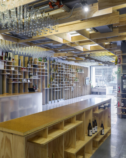 Interactive Framework: Taste Wine Co.