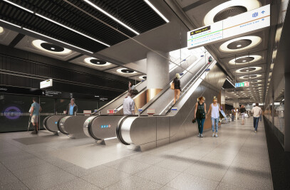 Elizabeth line stations