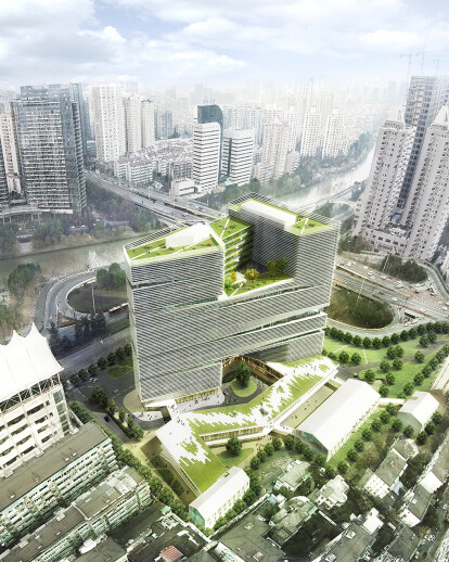 Zhejiang Printing Group Headquarter