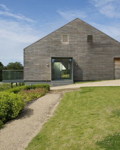 New House in East Sussex