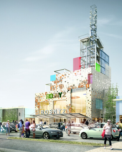 Centre commercial Rosny 2