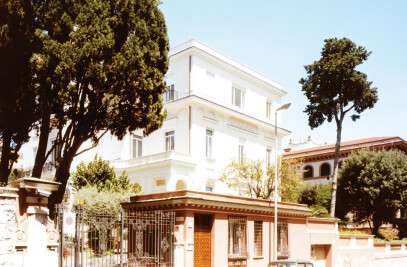 Art Deco Pavilion