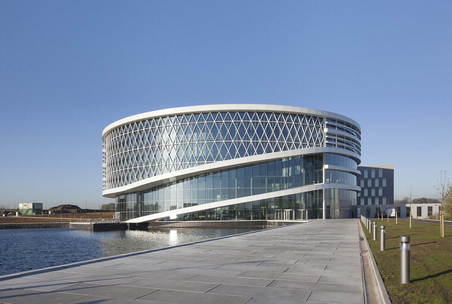 Barco Campus One HQ