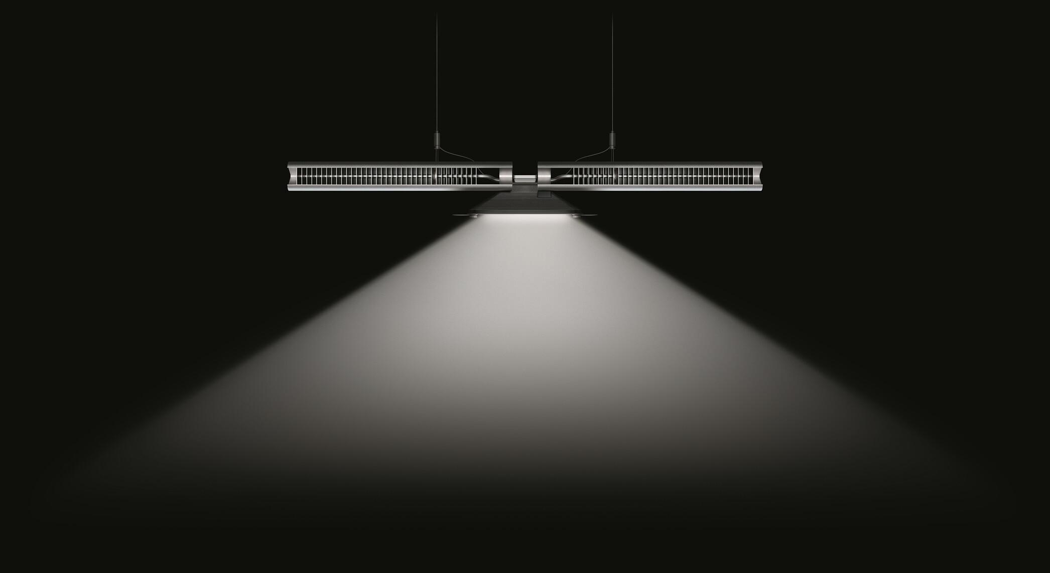 DYSON CU-BEAM™ SUSPENDED LIGHT