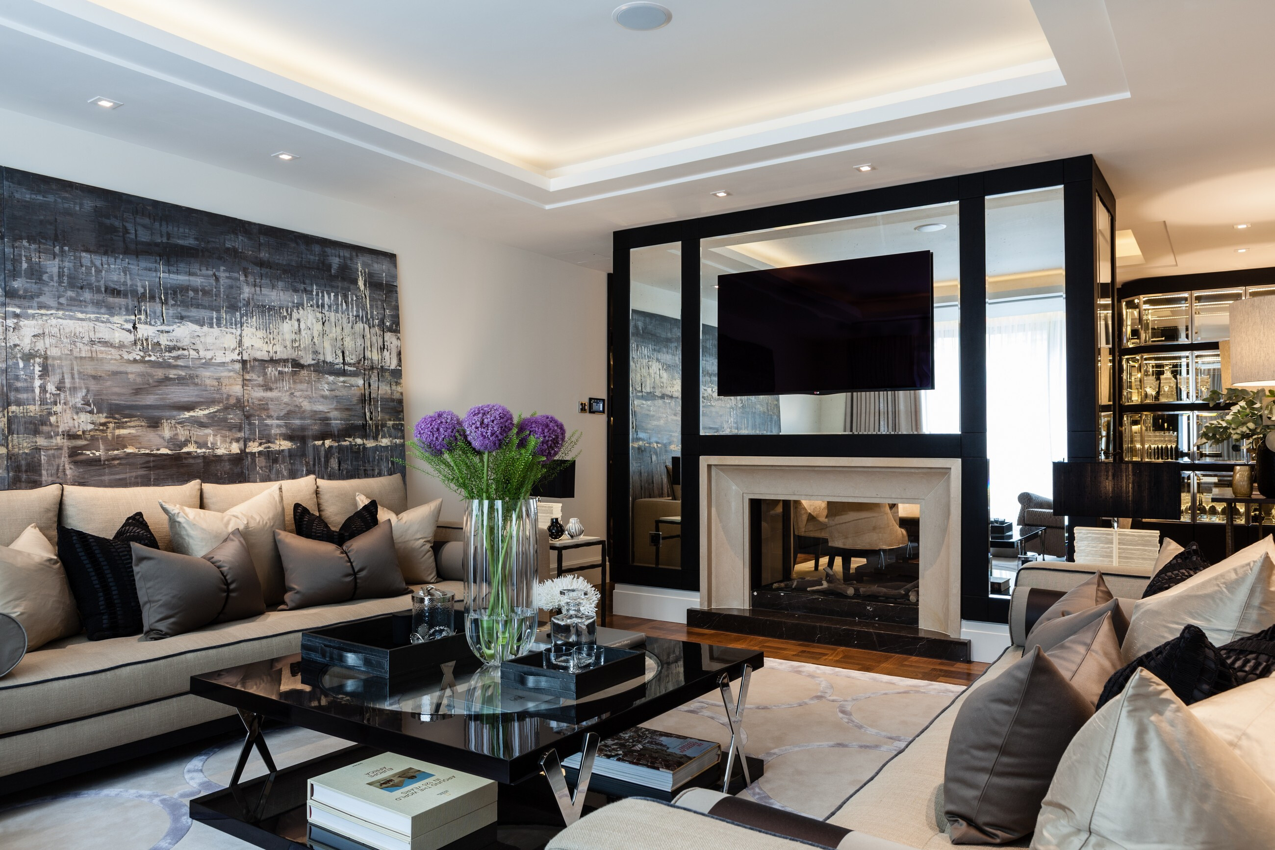 Ebury Square luxury appartment
