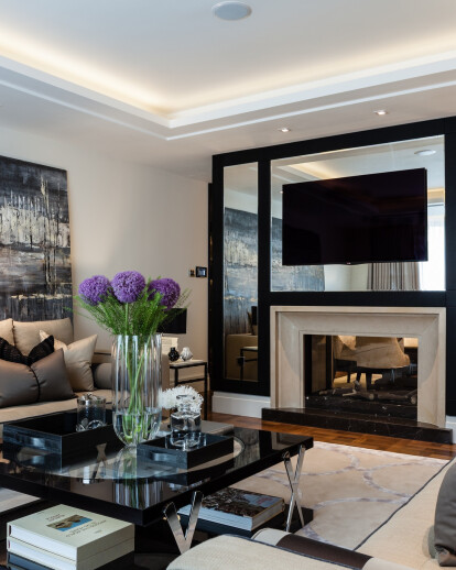 Ebury Square luxury appartment