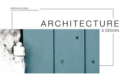 ARCHITECTURE & DESIGN 2016
