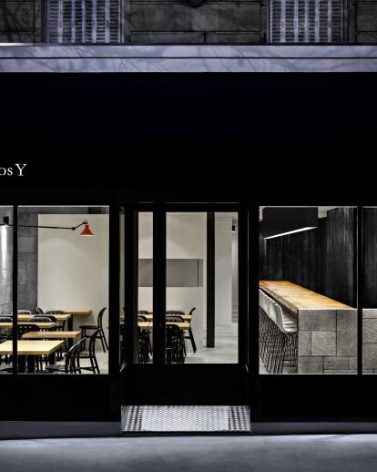 Restaurant Le Clos Y