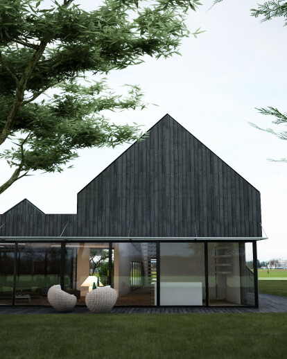 DU - Renovation of a farm and creating a passive house