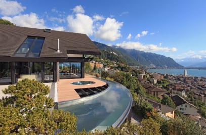 DAVINCI HAUS on Geneva Lake
