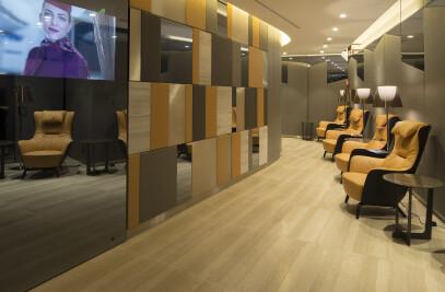 New Casa Alitalia flagship lounges