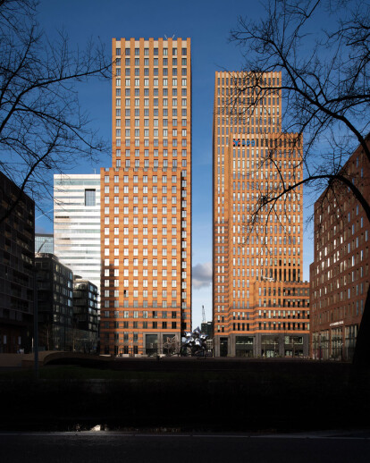 SYMPHONY TOWER_CEI ARCHITECTS