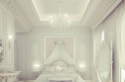 Exploring Luxurious Homes : Divine Bedroom Design