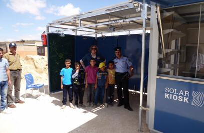 Connected Solar School