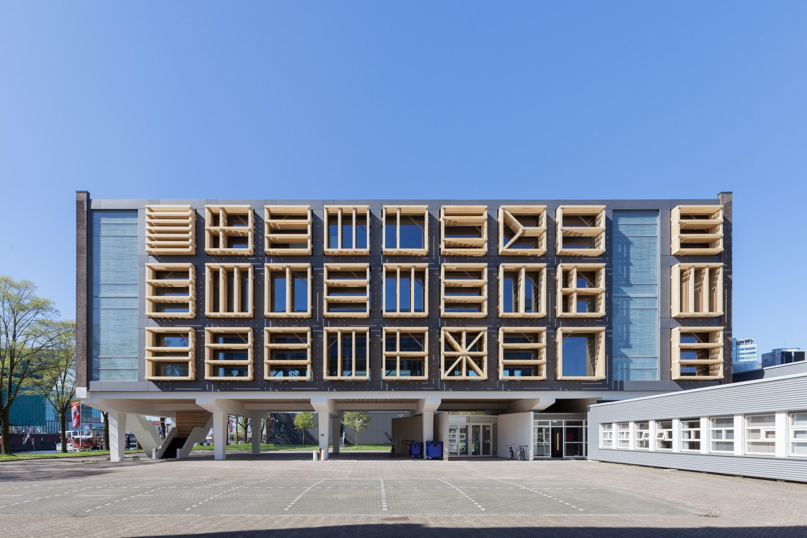 Marine Base Amsterdam Building 27E