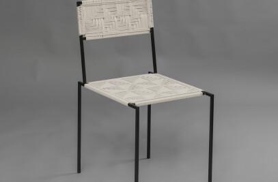 The Steelheart Dining Chair