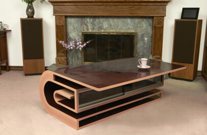 Cantilevered CoffeeTable