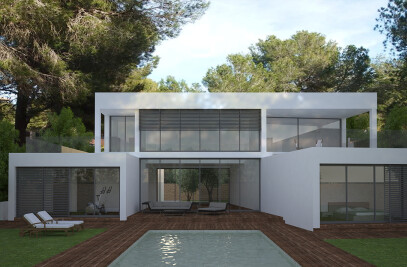 New house in Sol de Mallorca