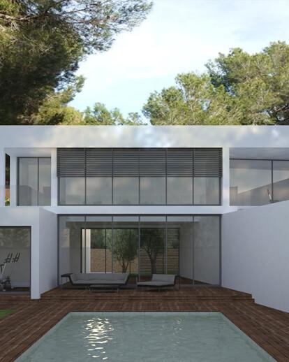 New house in Sol de Mallorca