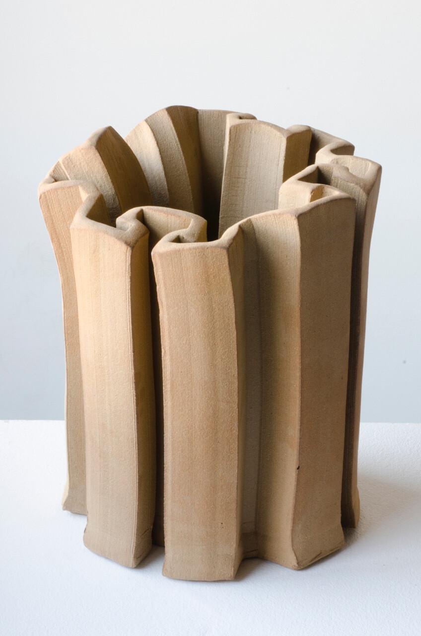 Pressed vases