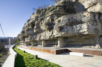 Urbanization of Camí dels Corrals